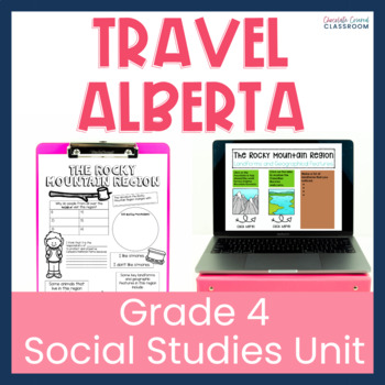 Travel Alberta - An Engaging Social Studies Unit