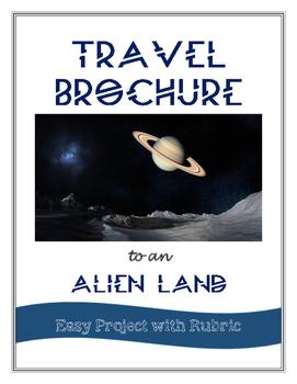 Travel Brochure to an Alien Land