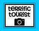 Travel Theme Behavior Clip Chart