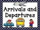 Travel Theme Classroom Decorations
