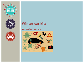 Travel & Transportation (C): Winter Car Kit Review activit