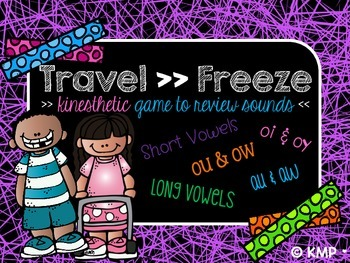 Travel>>Freeze: Sounds Review Game