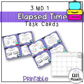 Traveling Through Time : Elapsed Time