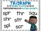 Traveling Trigraphs- Includes 3 Write Around the Room Activities
