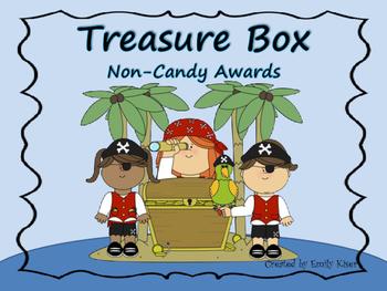 Treasure Box - Non-candy Awards