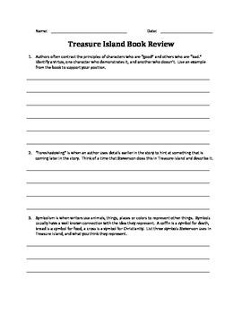 Treasure Island Book Review