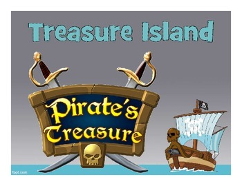 Treasure Island (Great Illustrated Classics) Lesson 2 Bundle