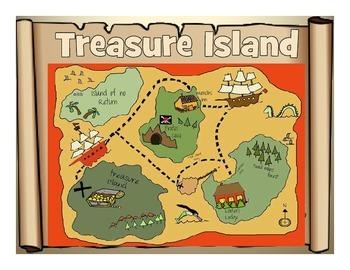 Treasure Island (Great Illustrated Classics) Lesson 3 Power Point