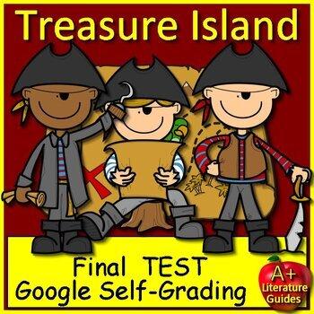 Treasure Island Test and Answer Key
