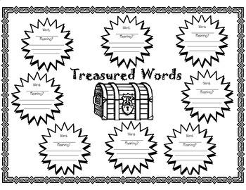Treasure Island (Great Illustrated Classics) Treasured Wor