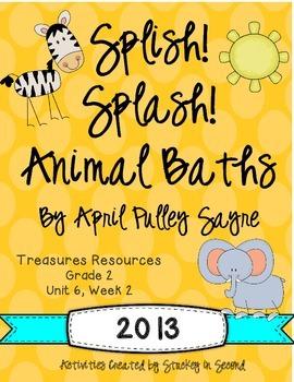 Treasures 2013 Resources-Splish Splash Animal Baths- Grade
