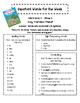 Treasures 2nd Gr. Unit 5 - Important Words - Spelling, Voc