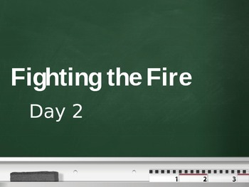 Treasures - 2nd Grade - Fighting the Fire - Day 2