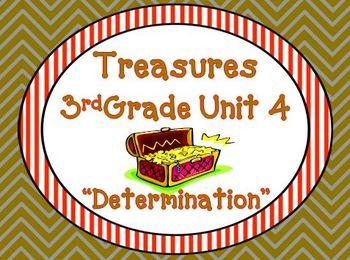 Treasures 3rd Grade Unit 4 Bundle