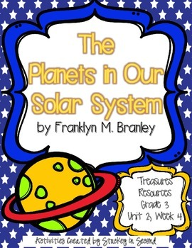 Treasures 3rd Grade - The Planets in Our Solar System - Un