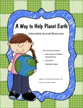Treasures - A  Way to Help Planet Earth (Interactive Journ