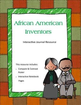 Treasures - African American Inventors (Interactive Journa