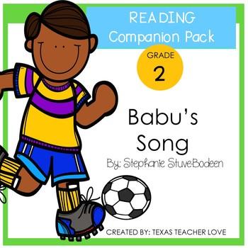 Treasures: Babu's Song Companion Pack