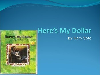 Treasures Here's My Dollar Vocabulary PowerPoint