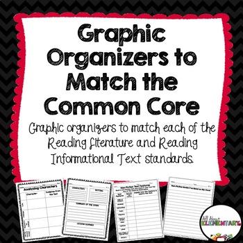 Graphic Organizers CCSS