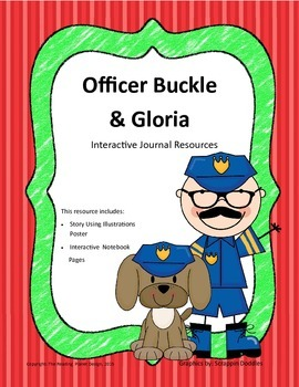 Treasures - Officer Buckle and Gloria (Interactive Journal
