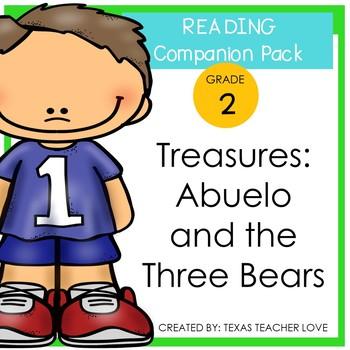 Treasures Reading Series: Abuelo and the Three Bears