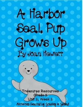 Treasures Resources 2007-A Harbor Seal Pup Grows Up-Grade