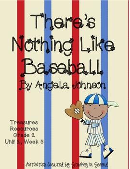 Treasures Resource-2007-There's Nothing Like Baseball-Grad