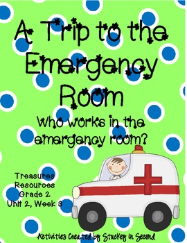 Treasures Resources-2007-A Trip to the Emergency Room-Grad