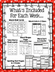 Treasures Spelling Word Lists and Resources --- 2nd Grade