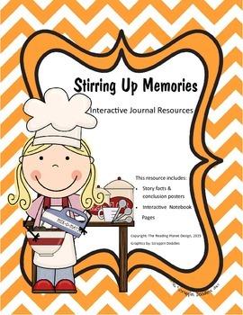 Treasures - Stirring Up Memories (Interactive Journal and