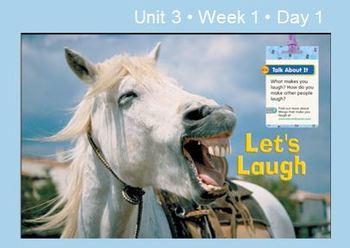 Treasures Unit 3 Week 1 Day 1- Powerpoint