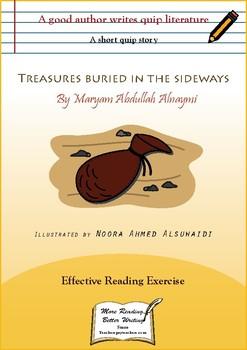 Treasures buried in the side way - Effecive reading practice