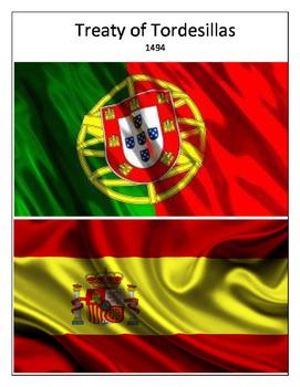 Treaty of Tordesillas Lesson Materials (June 7)