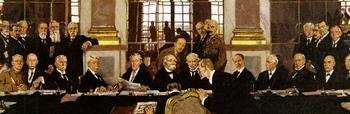 Treaty of Versailles Activity Pack
