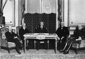 Treaty of Versailles PPT and Simulation