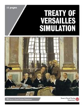 Treaty of Versailles Simulation