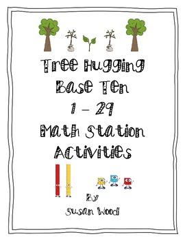 Tree Hugging Base Ten 1 - 29