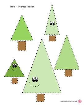 Tree Triangle Tracer