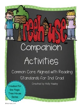 Treehouse Companion Activities