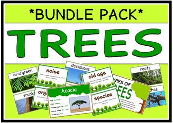Trees (BUNDLE PACK)