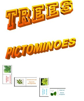 Trees Pictominoes