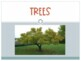 Trees Powerpoint