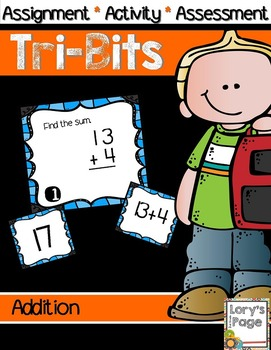 Tri-Bits - ADDITION