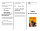 Fa Mulan Foldable by Robert D. San Souci Expert 21 Course 1