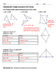 Triangle Congruence SSS Proof GEOMETRY Worksheet