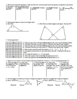 triangle congruence worksheet fall 2010 with by peter jonnard teachers pay teachers. Black Bedroom Furniture Sets. Home Design Ideas