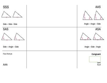 Triangle Foldable