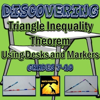 Triangle Inequality Theorem: Inquiry-Based Discovery