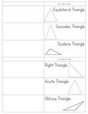 Triangle StudyFold